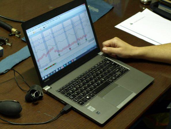 poligraf testleri